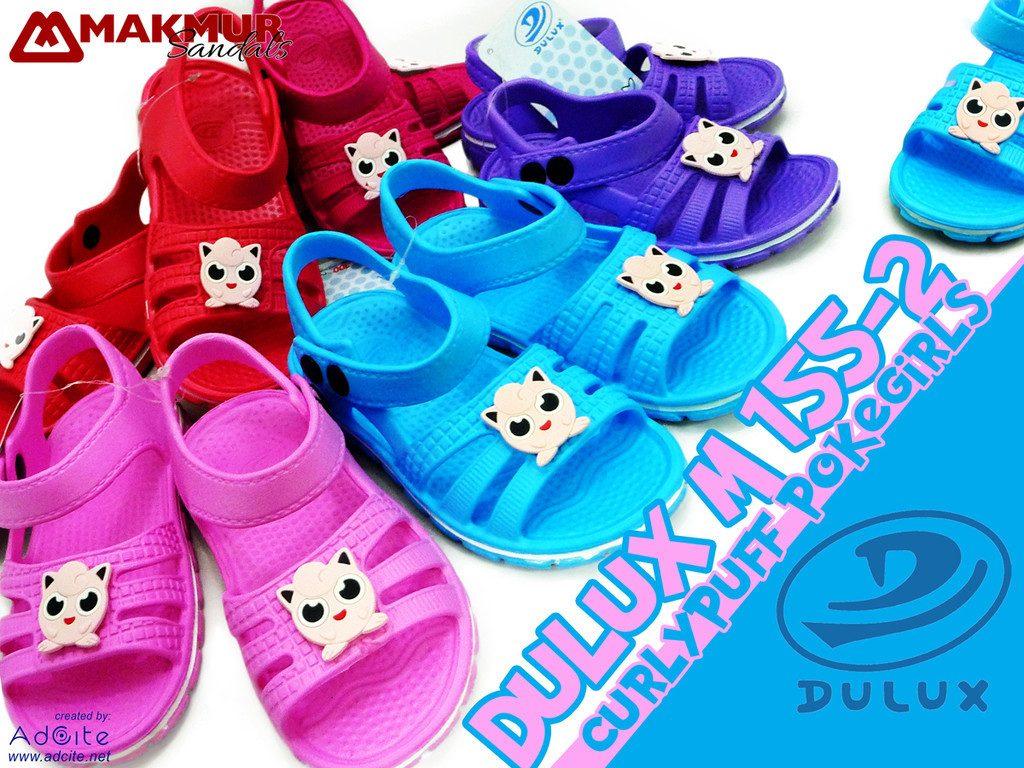 Grosir Sandal anak Dulux M 155-2 | Toko Sandal Makmur Bandung