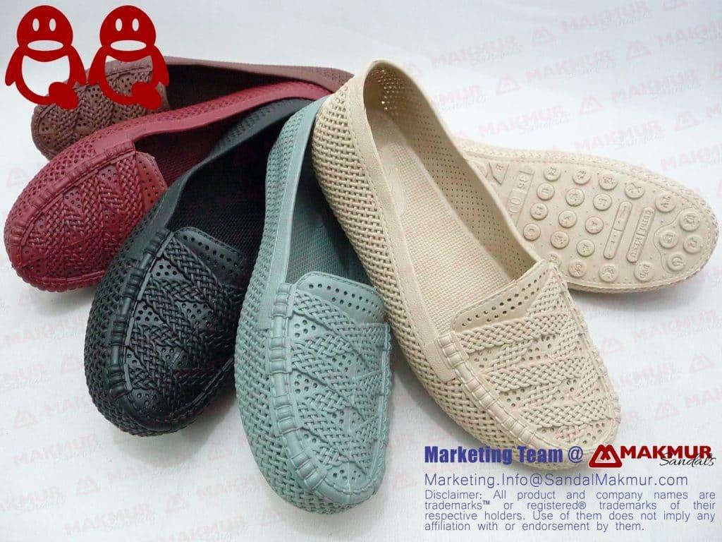 Sepatu wanita QQ 1415 Tersedia Di toko sandal Makmur Bandung