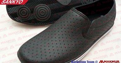 Grosir Sepatu Sankyo SAF 1115. Sepatu Laris Manis   Toko Sandal Makmur