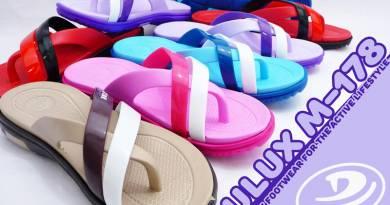 Sandal Karet Wanita Dulux M 178